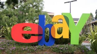 ebay logo outdoors
