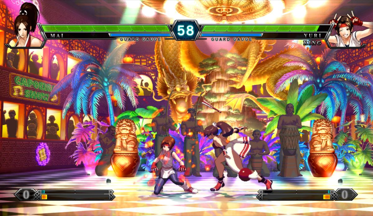 King Of Fighters Xiii Steam Edition Review Pc Gamer