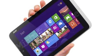 8-inch Acer tablet leak