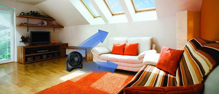 Honeywell HT900E Turbo Fan - Real Homes