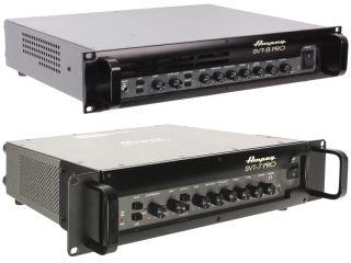 New Ampeg SVT PRO Series heads