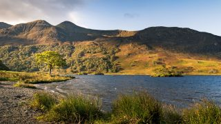 Our beginner's guide to how to do landscape photography gives you all the knowledge you need: image shows landscape from the Lake District, UK