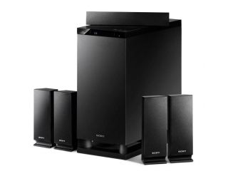 Sony's new HT-5 3D-ready surround sound system