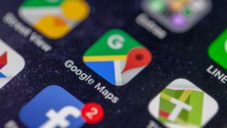 Dark mode is coming to Google Maps, according to a cheeky ... Google Map Download Free For Pc on pinterest download for pc, android download for pc, google goggles pc,