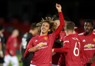 Salford City v Manchester United U21 – EFL Trophy – Northern Group B – Peninsula Stadium