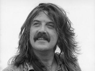 Jon Lord photographed in Phoenix Arizona 1976