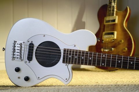 Not your average travel guitar