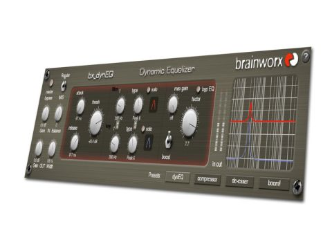 The BX Dynamic EQ is less daunting than it might at first appear.