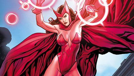 Joss Whedon discusses Scarlet Witch costume