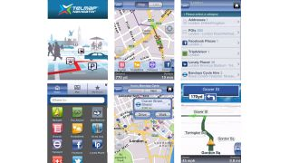 Business App of the week - Telmap Navigator for Blackberry