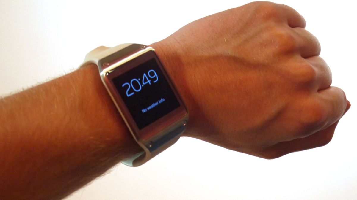 Galaxy Gear smartwatch reportedly the first of many models and price points