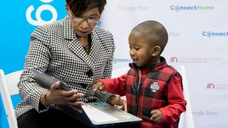 Google Fiber is providing free access for low-income households