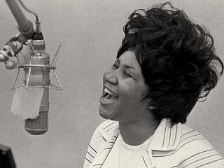 Aretha Franklin a little respect is due