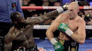 Watch Tyson Fury vs Deontay Wilder — don't miss the big fight!