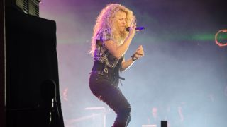 T-Mobile un-carrier Shakira rock star