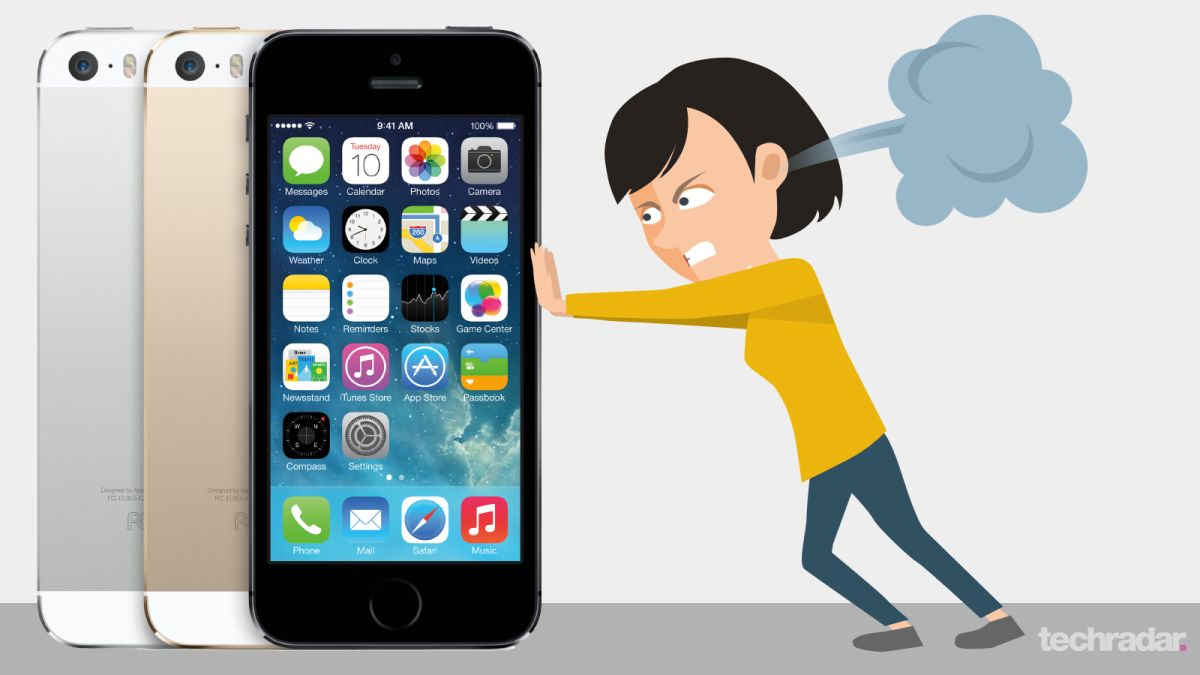 7 things you'll hate about the iPhone 5S