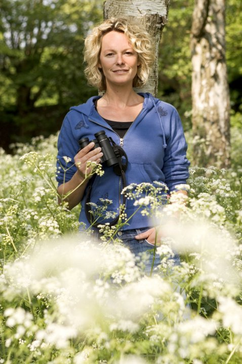 Kate Humble dishes the dirt on Springwatch!