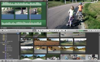 how to show advanced tools in imovie
