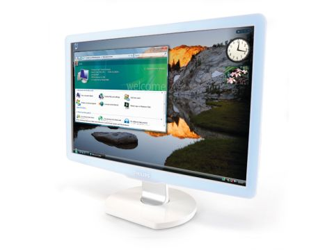 Philips Brilliance X-Line Lightframe 22""