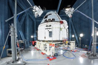 Boeing Aims to Launch Unpiloted Starliner Test Flight to Space Station in December