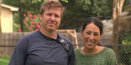 Chip And Joanna Gaines' Kid Acting Like A Baby Boss At Work Is The Cutest Thing