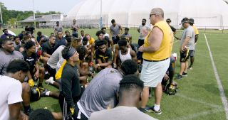 Baltimore's St. Frances Academy Football Program.