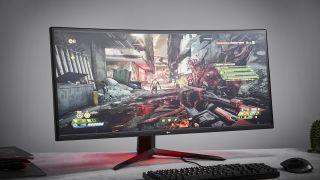 LG UltraGear 38GN950
