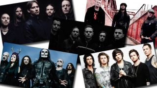 Tesseract, Architects, The Prodigy, Asking Alexandria, Cradle Of Filth