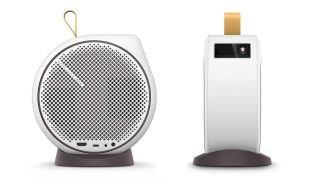 A portable 720p wireless projector that aims to make set-up an utter doddle