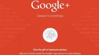 Google+ Year in Review