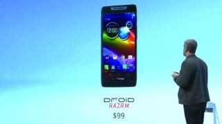 Droid Razr M was unveiled today at an event in New York