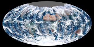 npp first full image of earth