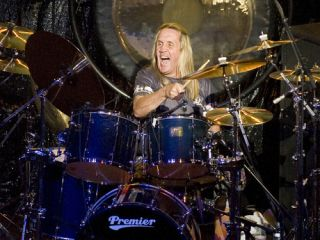 iron maiden 39 s nicko mcbrain on new album the final frontier musicradar. Black Bedroom Furniture Sets. Home Design Ideas
