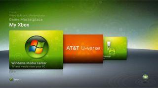 AT&T U-verse Xbox 360