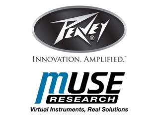 Peavey and Muse Research: working together.