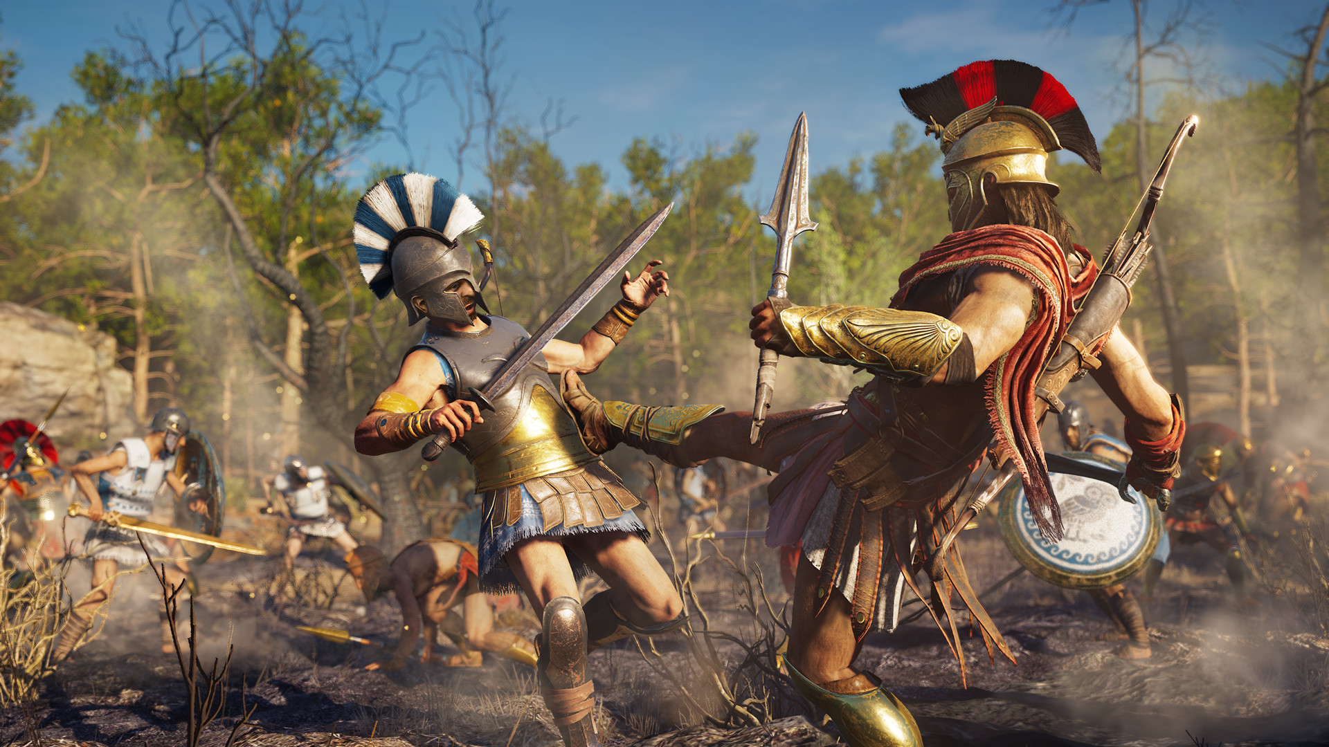 Ubisoft's Lunar New Year Sale has Assassin's Creed Odyssey