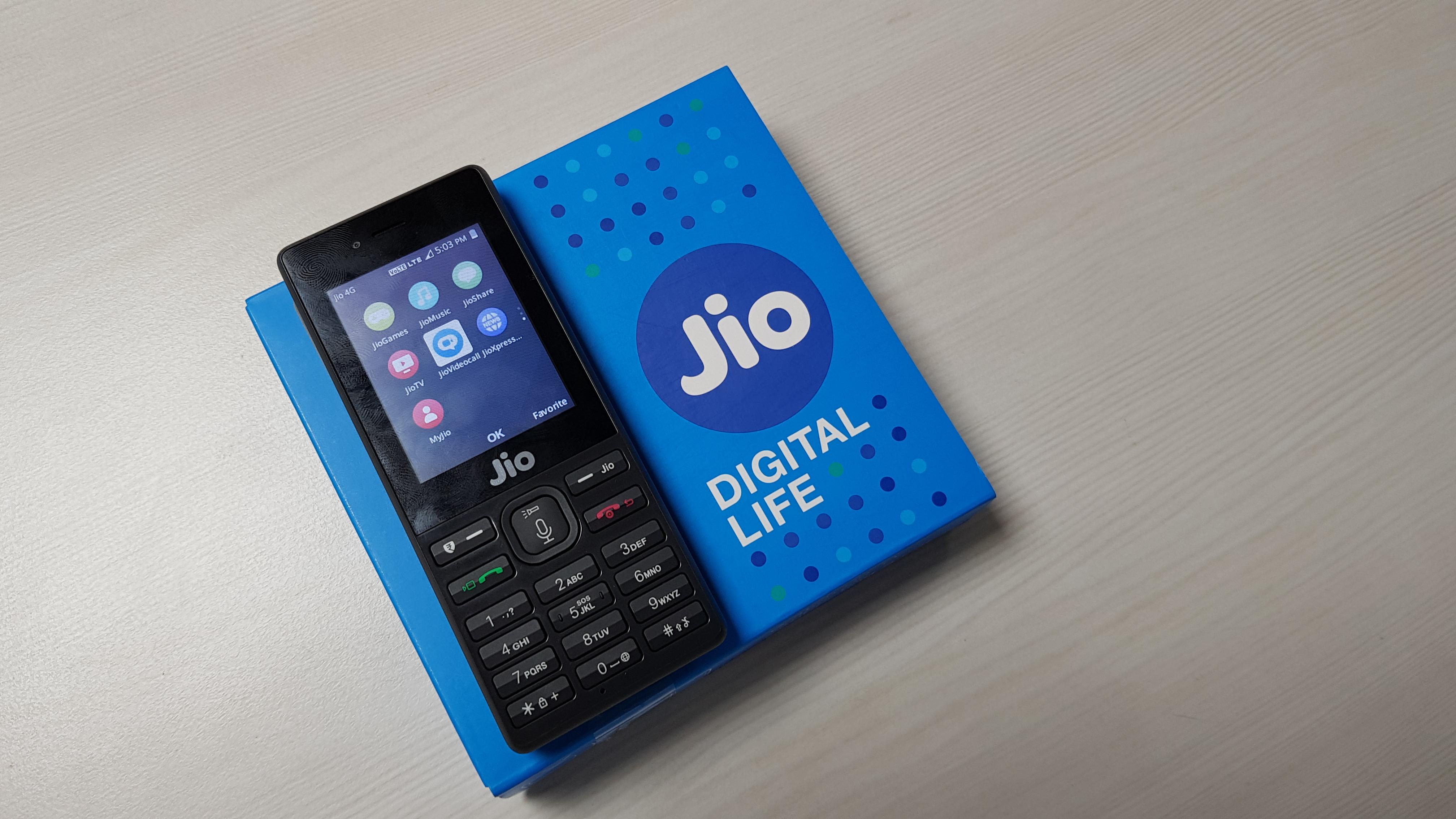 You can now buy the JioPhone from MobiKwik | TechRadar