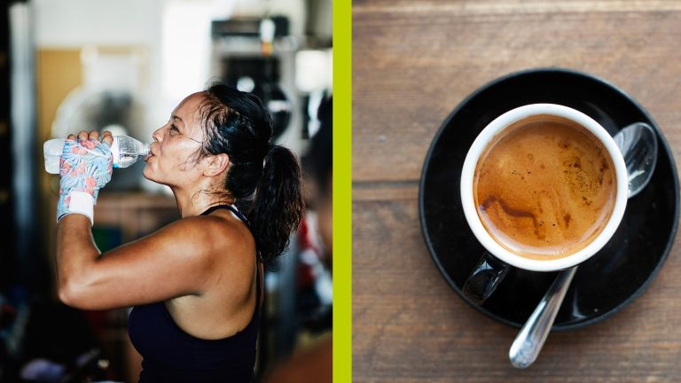 How coffee helps weight loss workouts