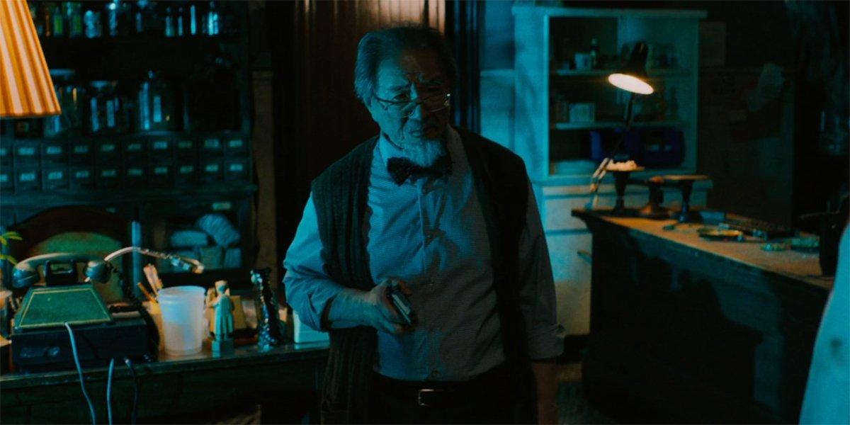 John Wick Chapter 3 Parabellum Doctor (Randall Duk Kim)