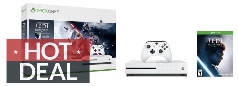 Xbox One S bundle Star Wars Black Friday Walmart deals