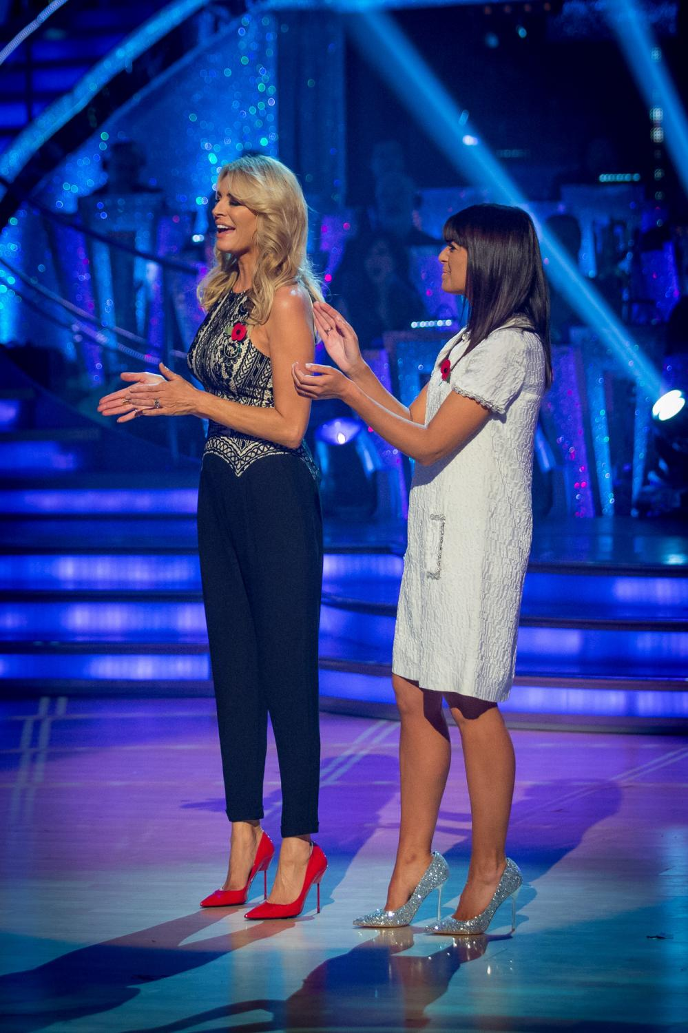 Claudia Winkleman and Tess Daly reveal Strictly line-up news as filming finally starts Claudia Winkleman and Tess Daly reveal Strictly line-up news as filming finally starts new pictures