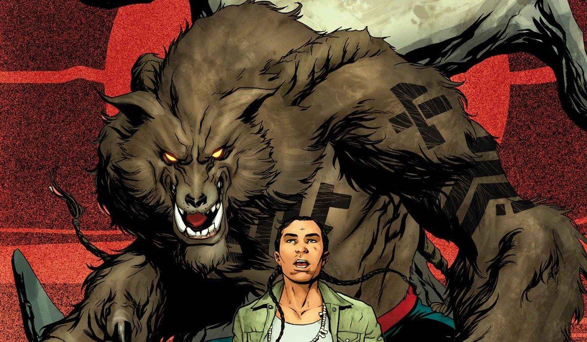 Wherewolf By Night Marvel