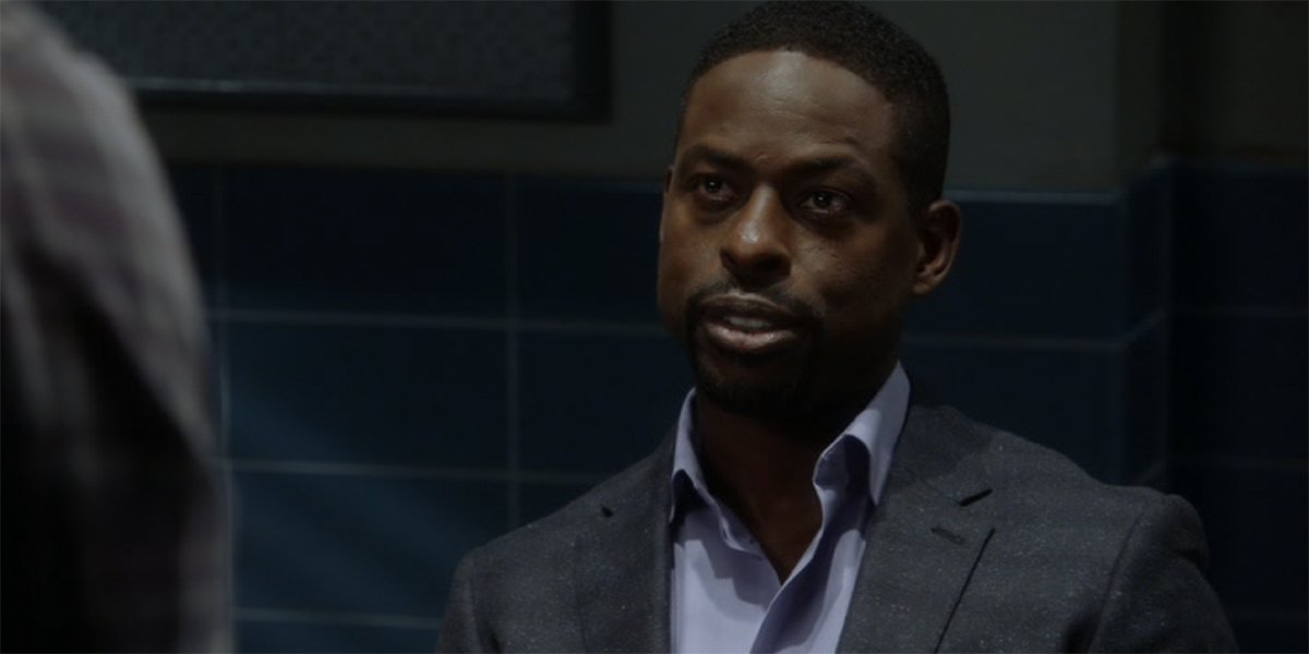 Sterling K. Brown as Philip Davidson in Brooklyn Nine-Nine
