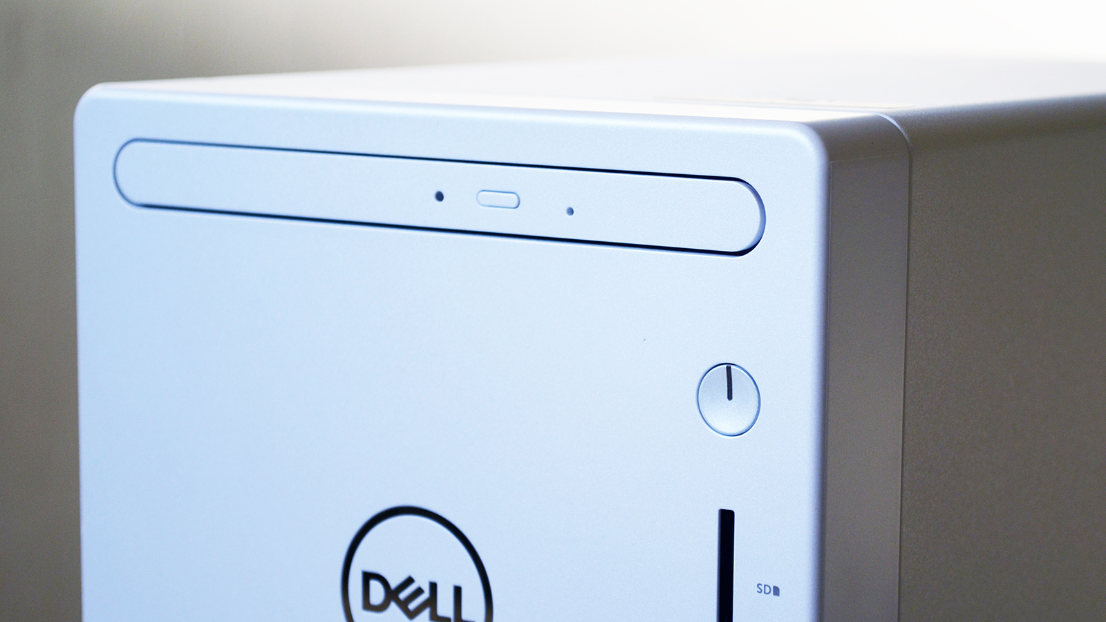 Dell XPS 8940 Special Edition's Optical Drive