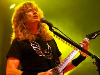 Mustaine really, really likes AC/DC - even when slamming them