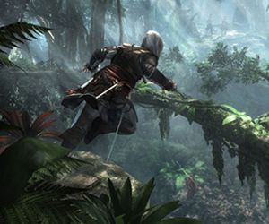 Stealth gameplay shown in new Assassin's Creed 4 video