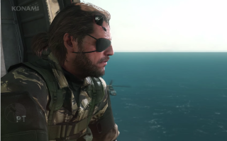 MSG5 Metal Gear Solid V