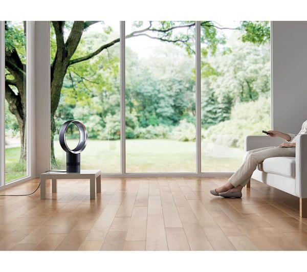 Best bedroom fan for smart homes: DYSON COOL DESK AM06