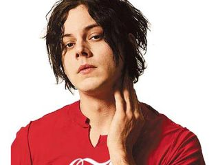Jack White: His Walther PPK is just out of shot.