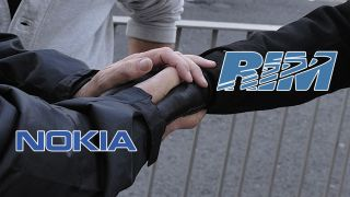 Nokia and RIM shake hands and move on